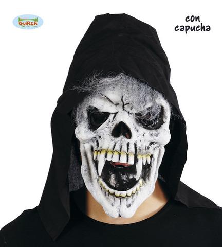 Accessorio di halloween maschera teschio