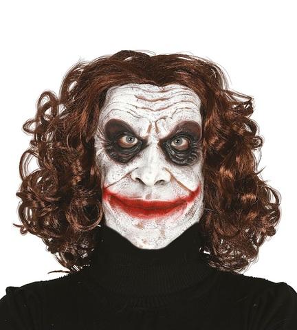 Accessorio halloween maschera da joker