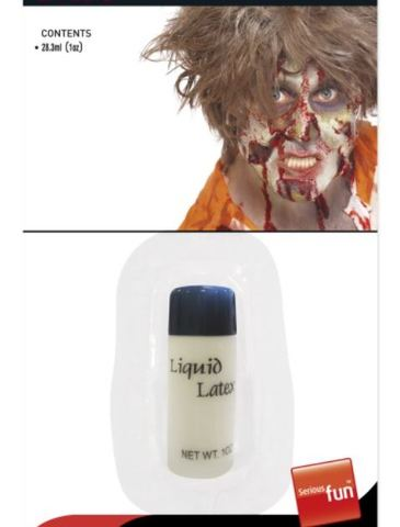 Trucco halloween latex liquido