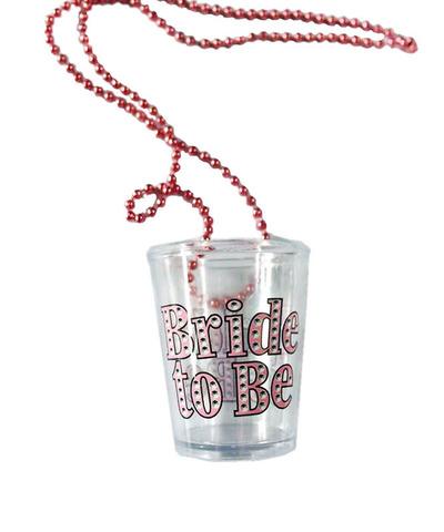 Bicchiere shot per futura sposa addio al nubilato