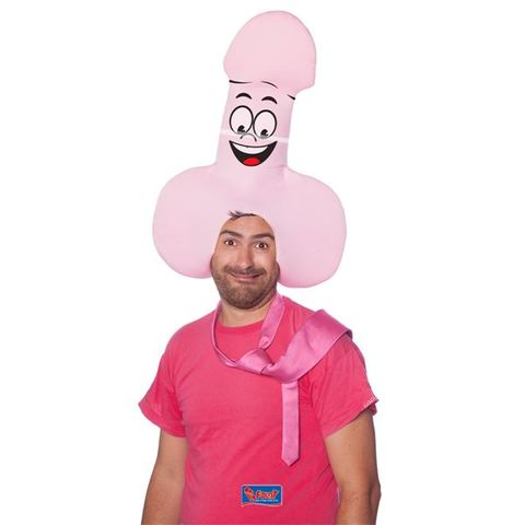 Cappello a forma di pene