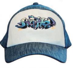 Stampa personalizzata di cappellini