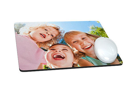 Stampa tappetini mouse personalizzati