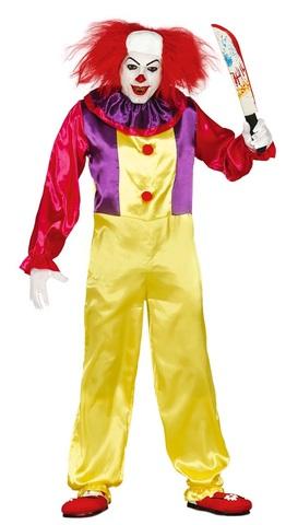 Costume Da Pagliaccio Clown It