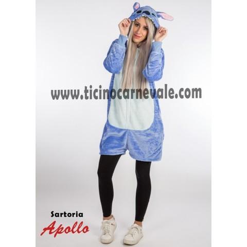 Costume Di Carnevale Di Stitch A Pantaloncino