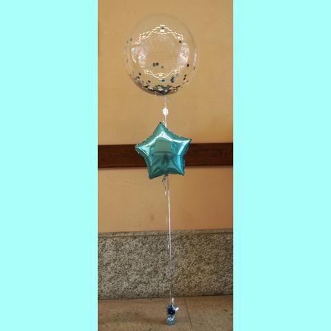 Composizione Di Palloncini Bubble