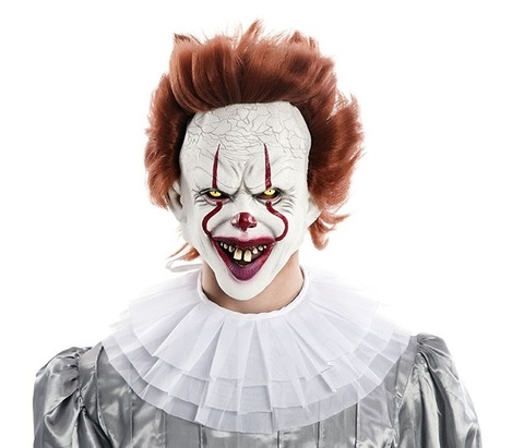 Machera Di Pennywise Clown It