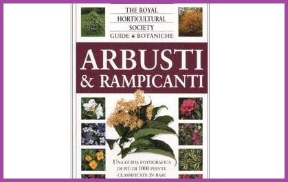 Arbusti e rampicanti libro