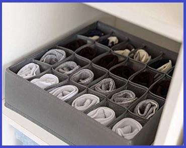 Armadio organizer pantaloni