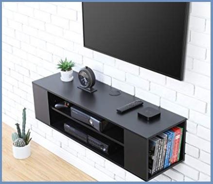 Mobili soggiorno moderni sospesi