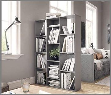 Mobili soggiorno moderni grigio