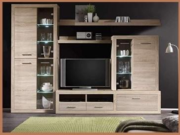 Mobili soggiorno moderni componibili