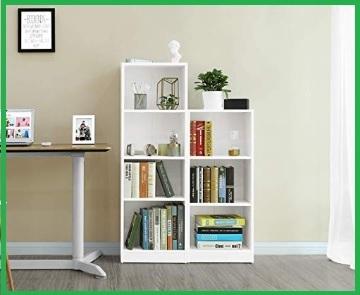 Armadio libreria bianco