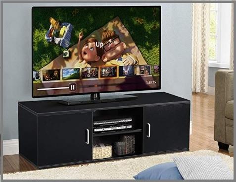 Mobile porta tv nero