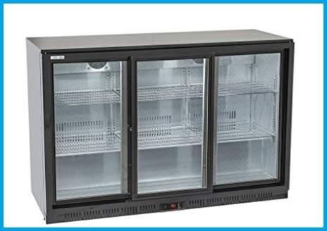 Armadio frigo ventilato espositore