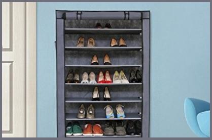 Armadio pieghevole porta scarpe