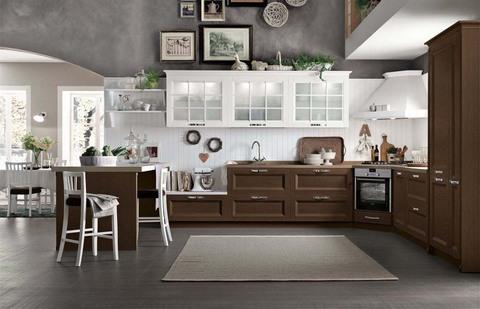 Le migliori idee e soluzioni per arredare la casa grandi - Cucine idee e soluzioni ...