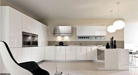 Vendita al dettaglio di cucine in lombardia