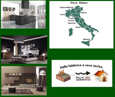 Arredo completo casa provincia milano