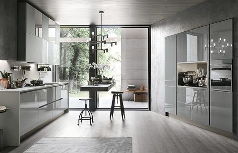 Cucine moderne top quarzo per chi ama l'estetica