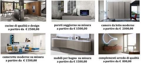 Arredare la casa a prezzi contenuti