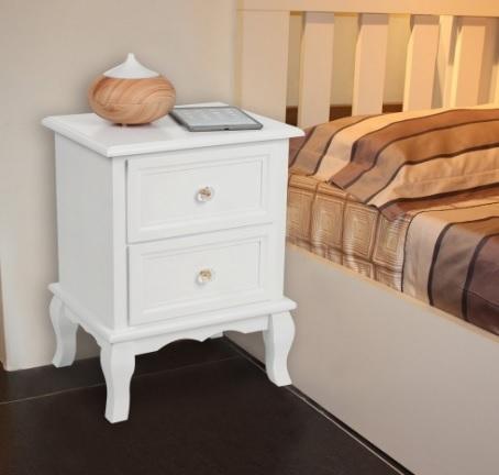 Comodini stile barocco per la camera da letto