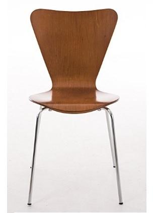 Sedia ergonomica in legno