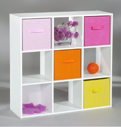 Scaffali E Librerie Per Bambini.Scaffale Libreria Modulare E Colorata Per Bambini Grandi Sconti