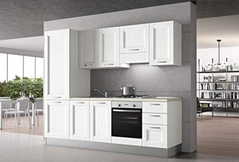 Cucina componibile completa con elettrodomestici