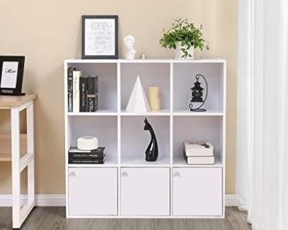 Ufficio mobili bianco