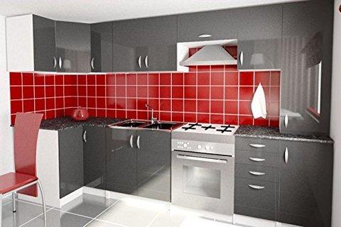 Cucina completa da 310 cm grandi sconti arredamento for Sconti arredamento