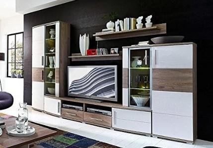 Arredo per il soggiorno innovativo in quercia