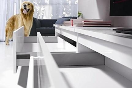 Mobili per l'arredo del soggiorno moderno e originale