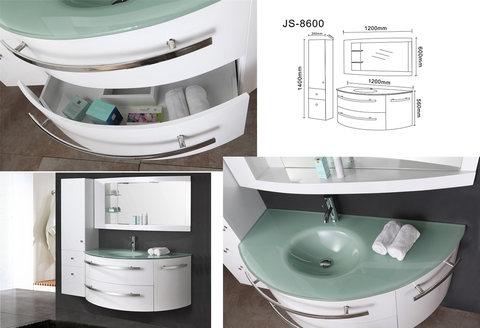 Mobili moderni per il bagno