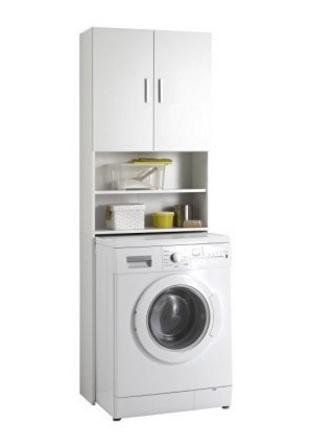 Mobile per il bagno con spazio per la lavatrice compatibile