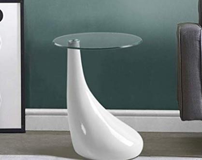 Tavolini Design Vetro
