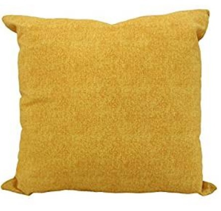 Cuscino Per Il Salotto In Cotone Dal Colore Sabbia