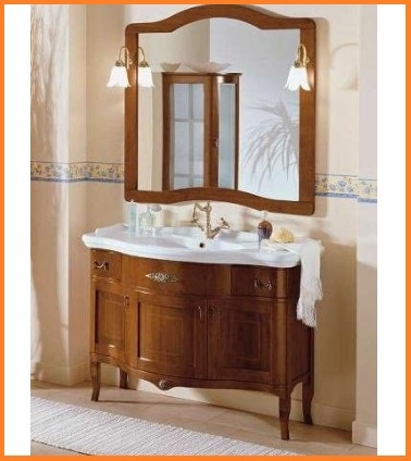 Arredo bagno arte povera con lavabo grandi sconti for Sconti mobili