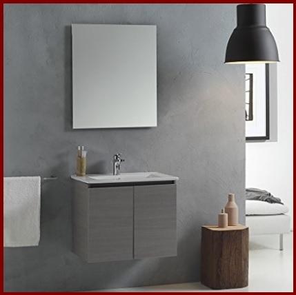 Arredo bagno mobili con lavabo