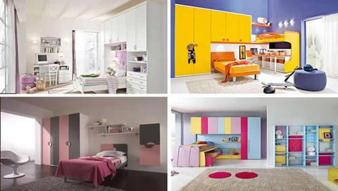 Camerette per bambini idee excellent camera da letto idee per arredare camera da letto ragazzi - Idee per dipingere cameretta ...