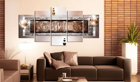 Pitture Moderne Per Interni Idee Per La Casa Douglasfalls Com