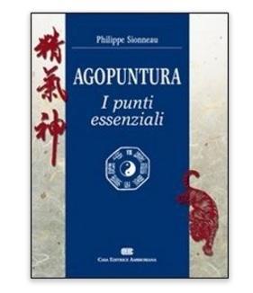 Libro sull'agopuntura i punti essenziali