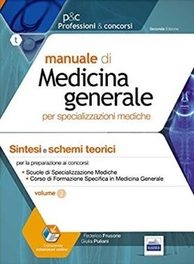Manuale medicina generale sintesi e schemi