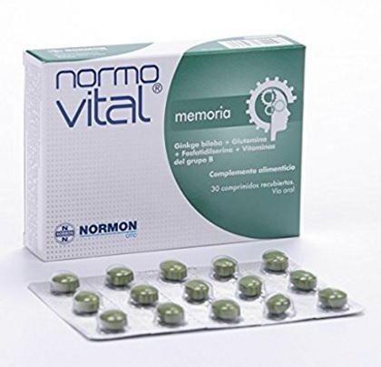 Parafarmacia integratore normovital memoria
