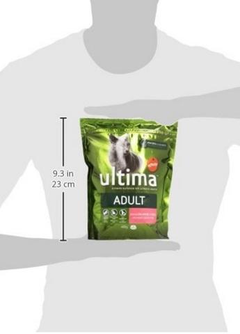 Alimenti Ultima Di Riso E Salmone Per Gatti