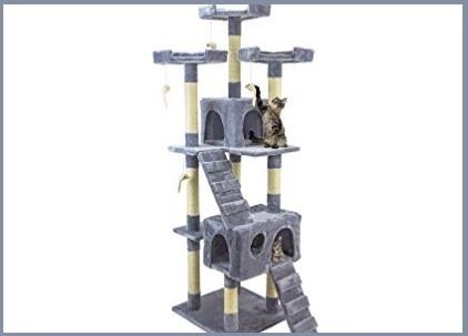 Tiragraffi per gatti albero