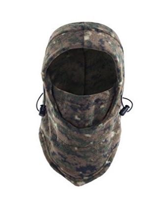 Maschera sciarpa intera multifunzione militare per pesca