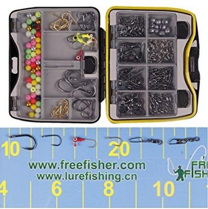 Ami da pesca cassetta completa free fisher