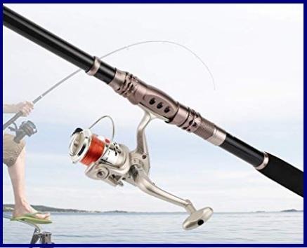Canne Da Pesca Spinning