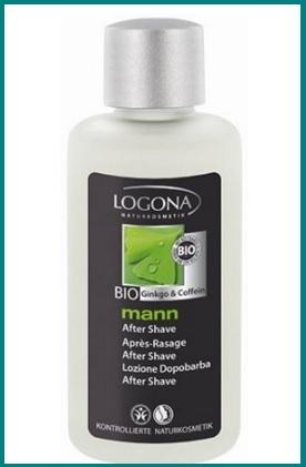 Cosmetica uomo logona lozione doccia